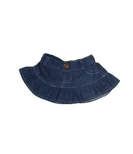 Denim Skirt Outfit Fits Most 8