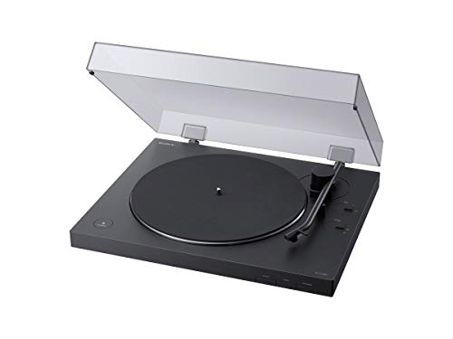 Sony PS-LX310BT Belt Drive Turntable: Fully Automatic Wireless Vinyl Record Player with Bluetooth and USB Output (Best Record Player Under 200 Dollars)