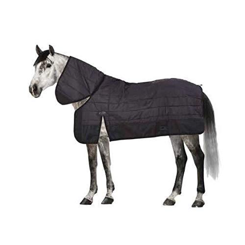 economico e di alta qualità Masta-Coperta per cavallo a collo fisso fisso fisso Climatemasta MA4778H 300, colore  nero  le migliori marche vendono a buon mercato