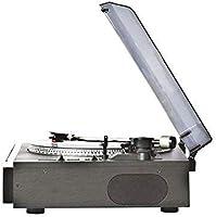 Lauson Tocadiscos Profesional para CD/MP3, Radio PLL integrada ...