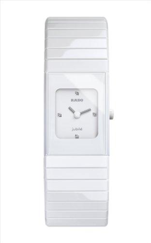 Rado Ceramica Jubile Women's Quartz Watch - Jubile Rado Ceramica