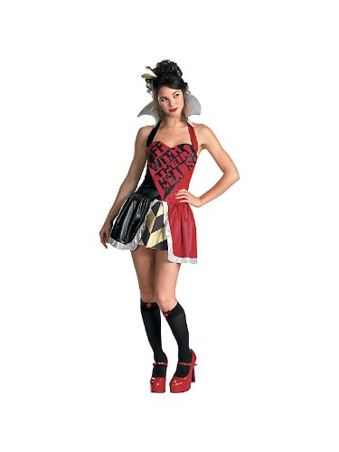 Teen Queen of Hearts Costume (Teen Queen Of Hearts Costumes)