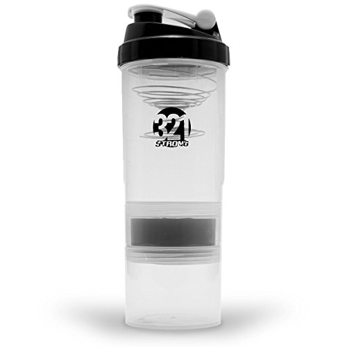 Stackable Shaker Bottle