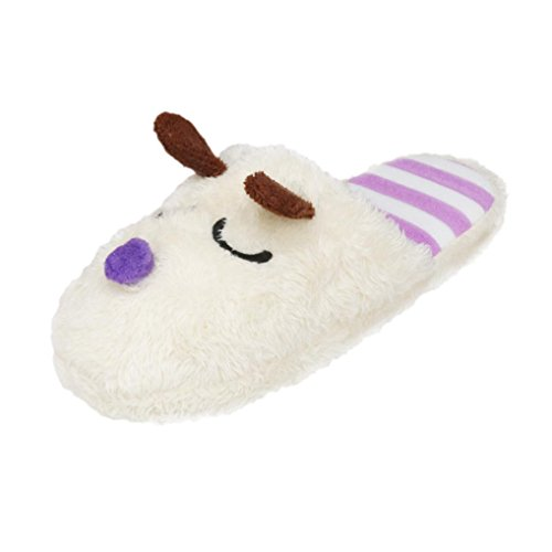 Bedroom Pig Men Fleece Coral Soft Home Lovely Beige Slippers Women AMA TM wzqgZZ
