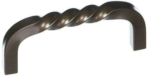Top Knobs M783 Twisted Bar Handle Steel