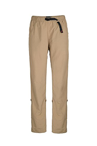 Gramicci Women Pants - Gramicci Women's Roll Up G Pants, Beach Khaki, Size 31 x Medium