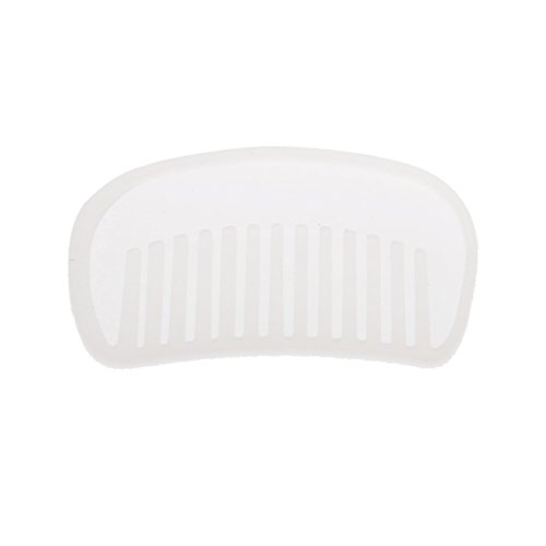 Taichao 3D Transparent Silicone Comb Mold Epoxy Resin Molds for DIY Jewelry Making Tools