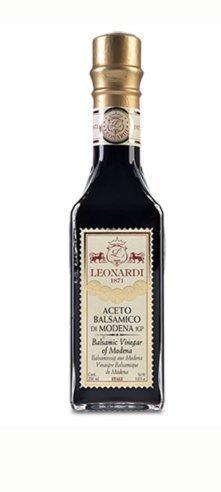 Leonardi ''Gold Seal'' Balsamic Vinegar of Modena 8.45 oz by Leonardi