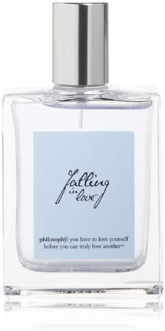 Philosophy Falling in Love Eau De Toilette Spray for Women, 4 Fluid Ounce