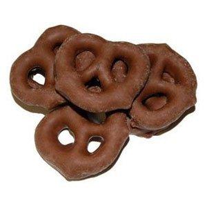 Sugar Free Chocolate Mini Pretzels 15 Pound Bulk Bag