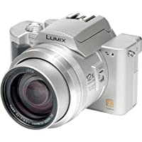 Panasonic Lumix DMC-FZ10S 4MP Digital Camera with 12x Optical Zoom (Silver) Noticeable Review Image