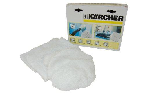 Karcher 69600190 Steam Cleaner Cloth Pack