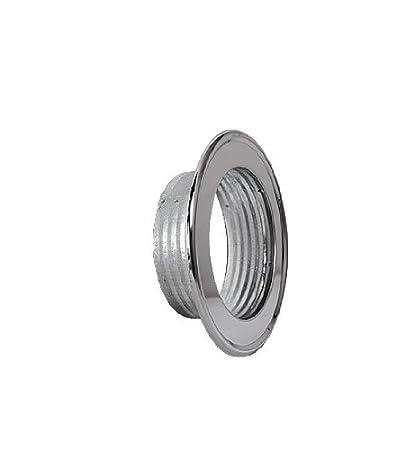 Placa embellecedora para tubo flexible de diámetro 80 mm ...