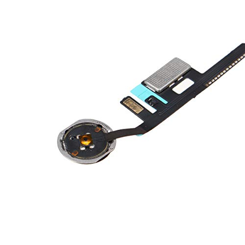 (@FATO Home Key Button Flex Cable Connector for iPad 5th Gen 9.7'' 2017 )