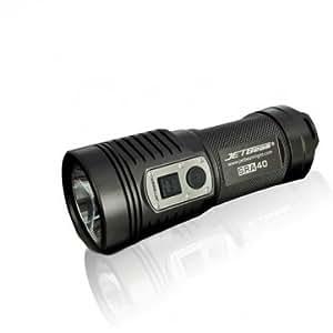 JETBeam SRA40 XM-L2 T6 960 Lumen Rechargeable LED Flashlight