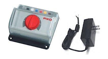 PIKO G SCALE MODEL TRAIN POWER - 45 WATT POWER SET 120V - 35027