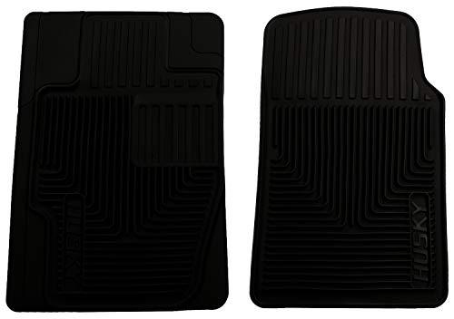Husky Liners Front Floor Mats Fits 97-99 CL, 01-03 CL, 02-06 RSX, 95-06 TL/RL