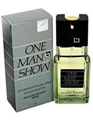 One Man Show By Jacques Bogart For Men. Eau De Toilette Spray 3.3 Ounces (Pack of 2)