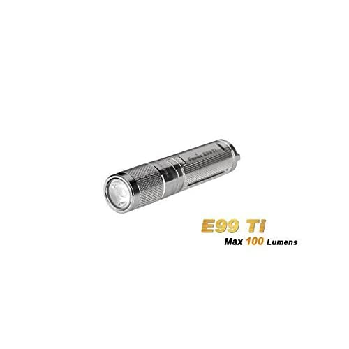 high lumen light key chain high quality fenix e99 ti titanium alloy cree xp e2 100 lumen led