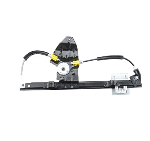 A-Premium Power Window Regulator Without Motor for Land Rover Freelander 2002-2005 Rear Left Driver ()