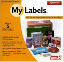 Mysoftware My Software - Labels [windows 95/98/me/nt/2000/xp]