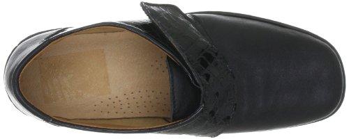 Herrmann Hans Femmes Le Hhc Des Glissement Collection De Les Noir Sur Chaussures Noires EqFCFw4xn