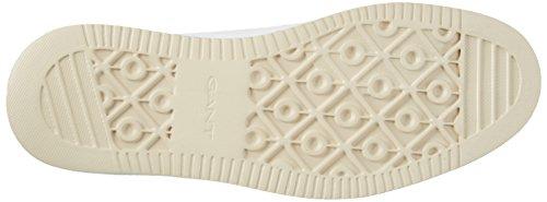 Gant Iv - Zapatillas Hombre Weiß (white)