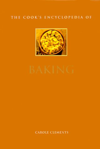 Read Online The Cook's Encyclopedia of Baking (Mini-matt) PDF