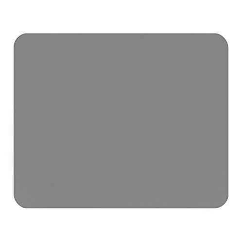 GerTong Rectangle Solid Color Silicone Non-Slip Mouse Pad Mat for Office Home Laptop Computer Tablet PC Gaming Mousepad Super Thin Anti-Slip Mouse - Mouse Super Mat