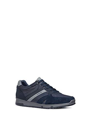Zapatos Azul 0me22 Geox U823xb Hombre wfqHvgxg