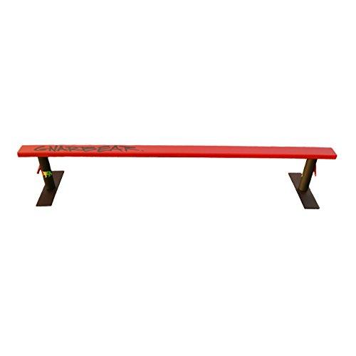 flat bar skate rail - 4