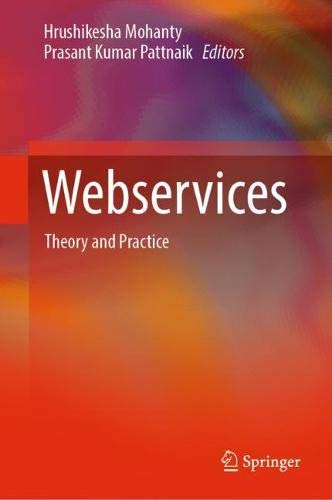 Webservices: Theory and Practice-cover