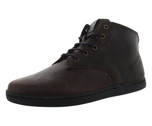 Creative Recreation Men's Vito Fashion Sneaker,Chocolate,11 M US