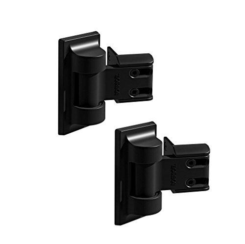 (Boerboel Standard Wrap Gate Hinge 73014302 Black(2 Pack))