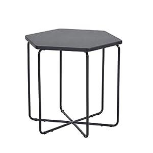 Meuble Cosy Table Basse Scandinaves,Table de Salon,Table de Canapé Minimaliste Moderne,Table D'appoint Ronde Design…