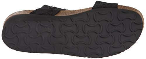 M EU Sandal NAOT 5 Wedge Women Lace 9 10 Ashley Black US 41 Pa4wqagT