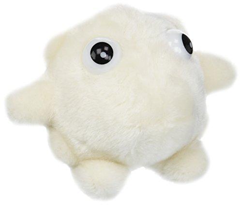 GIANTmicrobes Plush White Blood Cell Microbes Plush Cell
