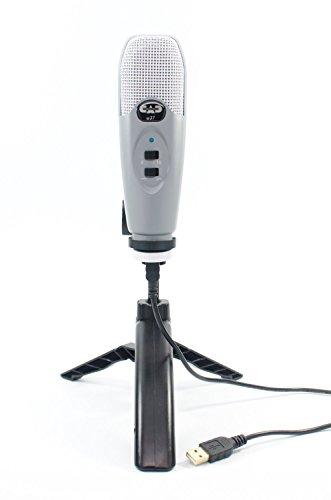 CAD-Audio-USB-Cardioid-Condenser-Studio-Recording-Microphone