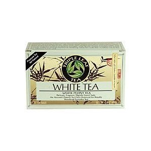 Triple Leaf Tea Tea White 20 Bag
