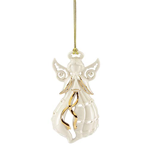 Lenox 885760 Angel of the Sea Ornament