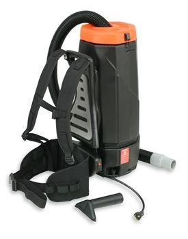 Hoover CH85005 Ground Command 10 Quart HEPA Commercial Backpack Vacuum With Blower Conversion
