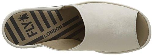 Fly Londra Signore Jamb865fly Muli Avorio (bianco)