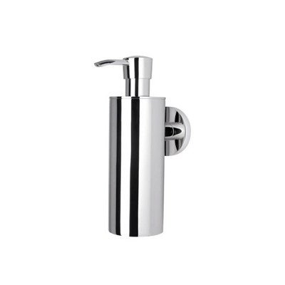 - Geesa 6027-02-638845267151 Nemox Collection Stylish Wall Mount Lotion Dispenser, Chrome