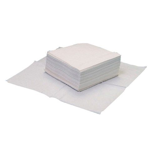 HOSGSC4304 - Hospeco Toughworks Four-ply Nylon Scrim Wipers, Bulk, White, 900/case ()
