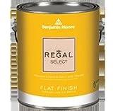 1 Quart, Regal Select Waterborne Interior Paint - Flat(547)