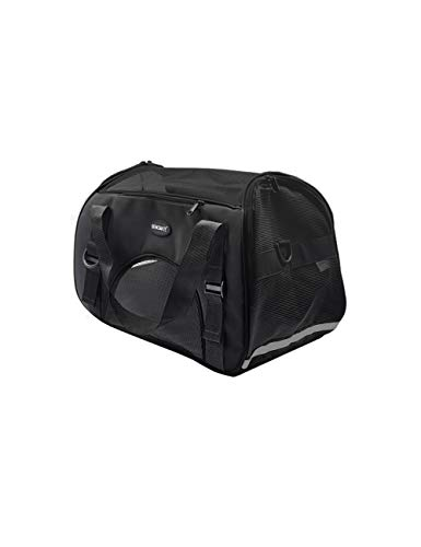 Bencmate Soft Sided Pet Carrier ,Airline Approved Pet Travel Bags for Cats and Dogs Collapsible Under Seat(M)