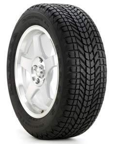 Firestone Winterforce Winter Radial Tire - 185/60R15 84S