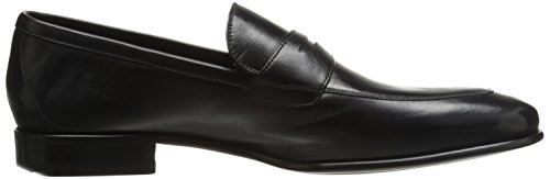 A.testoni Mens M45897lrm Slip-on Loafer Nero