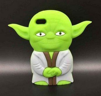 Mr Banana Uk Star Wars Yoda Iphone 6 Case Amazon Co Uk Electronics