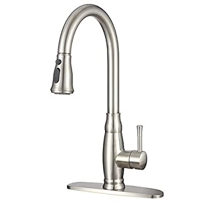 19 inch Stainless Steel Kitchen Faucets
